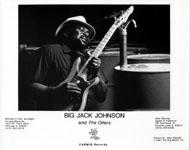 Big Jack Johnson Promo Print
