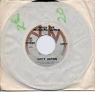 "Hoyt Axton Vinyl 7"" (Used)"