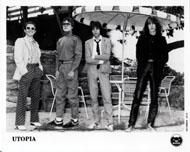 Utopia Promo Print