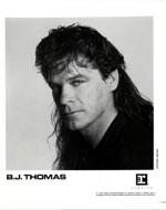 B.J. Thomas Promo Print