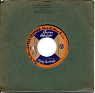 "George Harrison Vinyl 7"" (Used)"