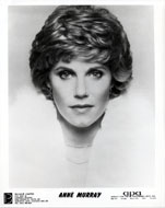 Anne Murray Promo Print