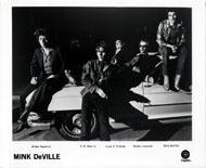 Mink DeVille Promo Print