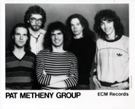 Pat Metheny Group Promo Print