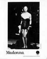 Madonna Promo Print