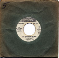 "The Electric Prunes Vinyl 7"" (Used)"