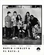 David Lindley and El Rayo X Promo Print