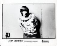 John Klemmer Promo Print