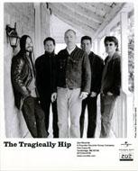 The Tragically Hip Promo Print