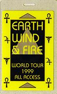 Earth, Wind & Fire Laminate