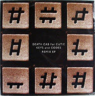 "Death Cab For Cutie Vinyl 12"" (Used)"