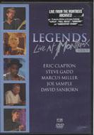Legends: Live at Montreux DVD