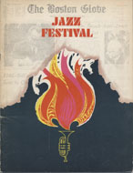 The Boston Globe Jazz Festival Program