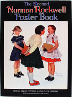 The Second Norman Rockwell Poster Book Book