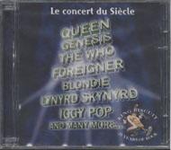 Le Concert Du Siecle 1973-1998: 25 Years of Rock CD