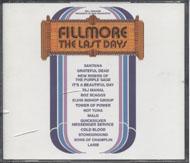 Fillmore: The Last Days CD