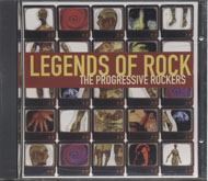 Legends of Rock - The Progressive Rockers CD