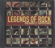 Legends of Rock - Rockabilly Superstars CD