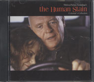 The Human Stain Soundtrack CD