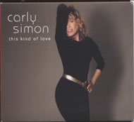 Carly Simon CD