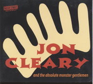 Jon Cleary & the Absolute Monster Gentlemen CD