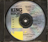 The Best Of King Biscuit Live Vol. 1 CD