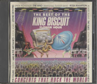 The Best Of King Biscuit Flower Hour Disc 3 CD