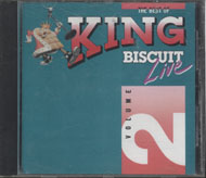 The Best Of King Biscuit Live Vol. 2 CD