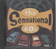 The Sensational 60's Vol. 1 CD