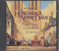 The Hunchback of Notre Dame CD