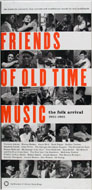 Friends Of Old Time Music CD