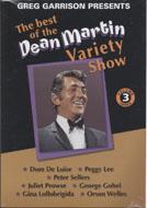 Dean Martin Variety Show Vol. 3 DVD