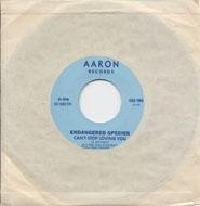 """Endangered Species Vinyl 7"""" (Used)"""