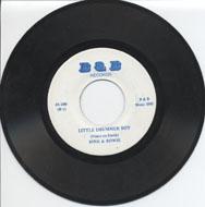 """Bing & Bowie Vinyl 7"""" (Used)"""