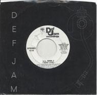 """LL Cool J Vinyl 7"""" (Used)"""