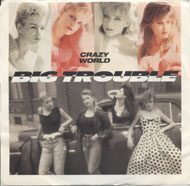 "Big Trouble Vinyl 7"" (Used)"