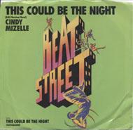 "Cindy Mizelle Vinyl 7"" (Used)"