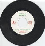 """Don Ho Vinyl 7"""" (Used)"""