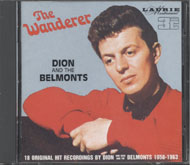 Dion and the Belmonts CD