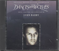 Dances with Wolves CD