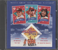 A League Of Their Own CD