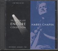 Harry Chapin CD