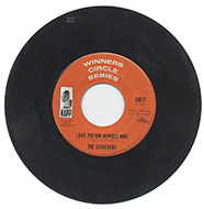 """The Searchers Vinyl 7"""" (Used)"""