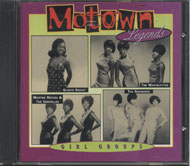 Motown Girl Groups CD