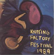 Knitting Factory Festival Program