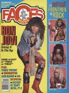 Rocks Faces Vol. 3 No. 12 Magazine
