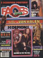Rocks Faces Vol. 1 No. 10 Magazine