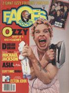 Rocks Faces Vol. 1 No. 7 Magazine