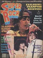 Super Rock Vol. 2 No. 6 Magazine