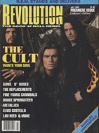 Revolution Vol. 1 No. 1 Magazine